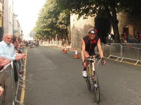 JB Ironman bike