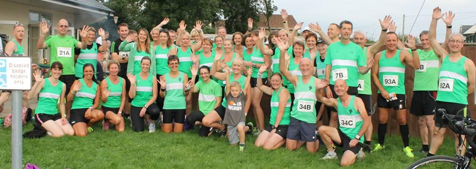 Rose Inn relay 2014 team2