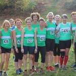 Malvern XC Fab 4 FoDAC Womens Teams