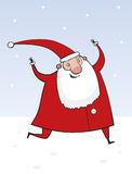 running-santa-claus-22514476